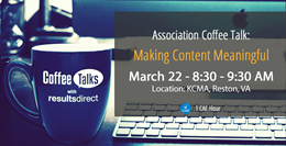 Making Content Meaningful (Reston)