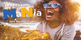 2018 National Student Council Conference