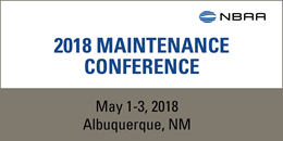 2018 Maintenance Conference