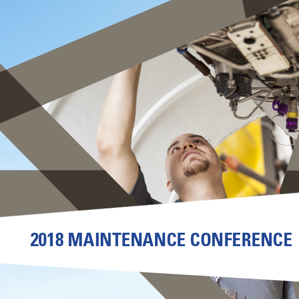 2018 Maintenance Conference