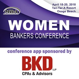 2018 MBA Women Bankers Conference