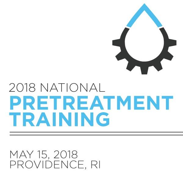 2018 Pretreatment & Pollution Prevention Training