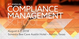 Compliance Management School