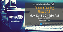 Summer Reading Show & Tell (Alexandria)