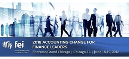 2018 Accounting Change for Financial Leaders