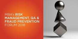 Risk Management, QA & Fraud Prevention Forum