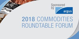 ISRI Commodities Roundtable Forum