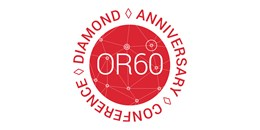 #OR60 The OR Society's Annual Conference