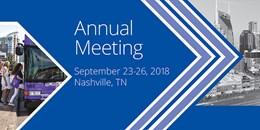 2018 APTA Annual Meeting