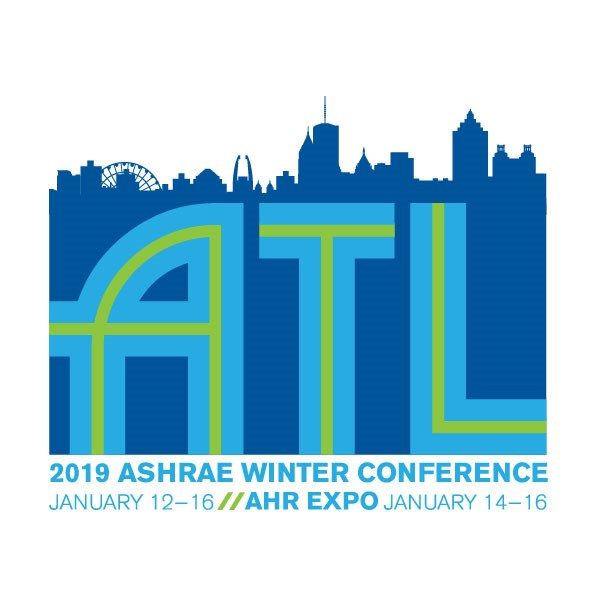 2019 ASHRAE Winter Conference & AHR Expo