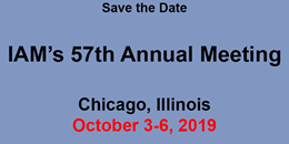 IAM 57th Annual Meeting