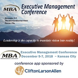 2018 Executive Management Conference