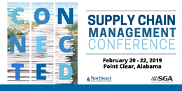 2019 Supply Chain Management Confernence