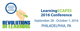 LearningSCAPES 2016 Conference
